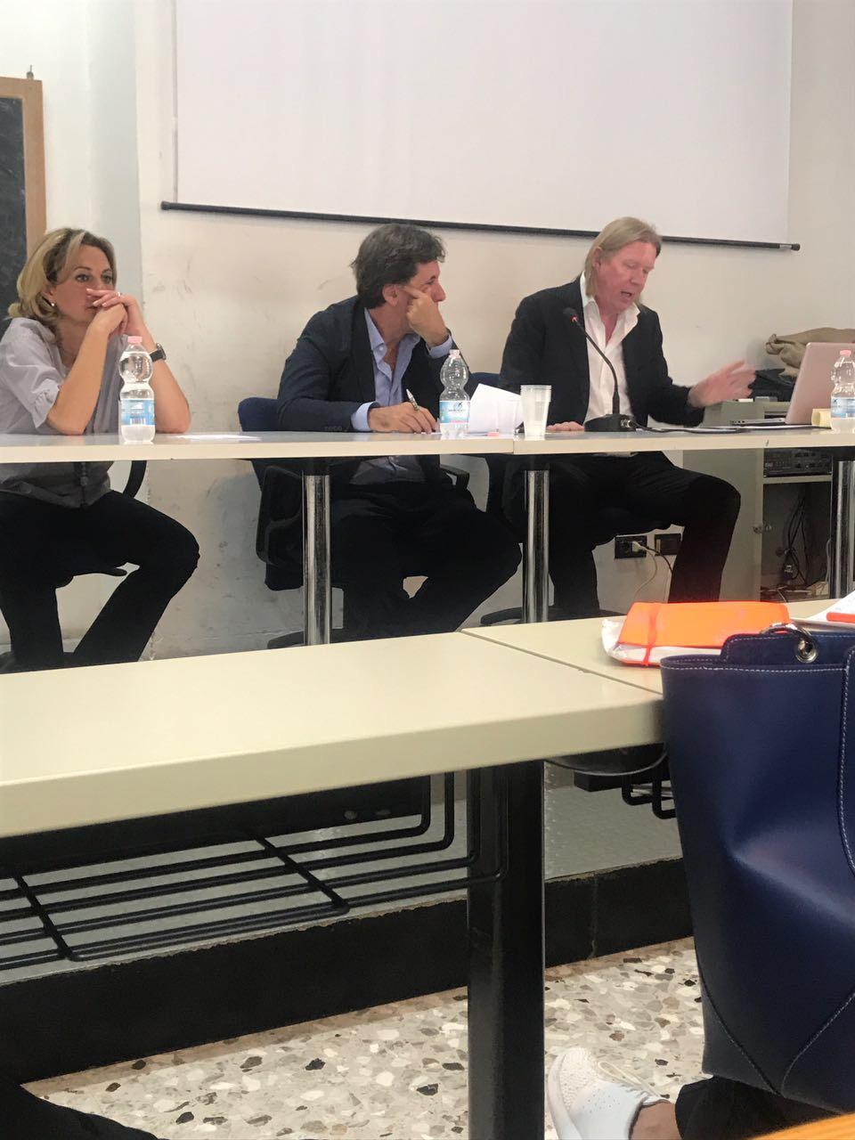 Claudia Megale, Fabrizio Lomonaco, Matthias Kauffman