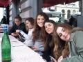 partecipanti al Premio Vico in Pausa pranzo