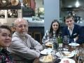 Cena in Murcia con Gli Studenti e i colleghi spagnoli