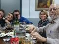 Cena in Murcia con i colleghi Spagnoli